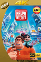 Wifi Ralph (2018) Latino Ultra HD BDRemux 2160P - 2018